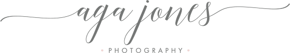 Aga Jones Photography logo